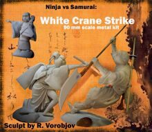 White Crane Strike