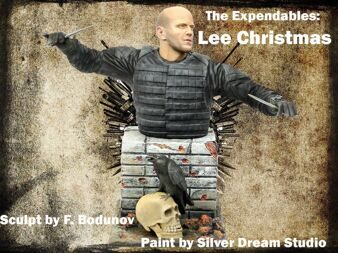 The Expendables: Lee Christmas